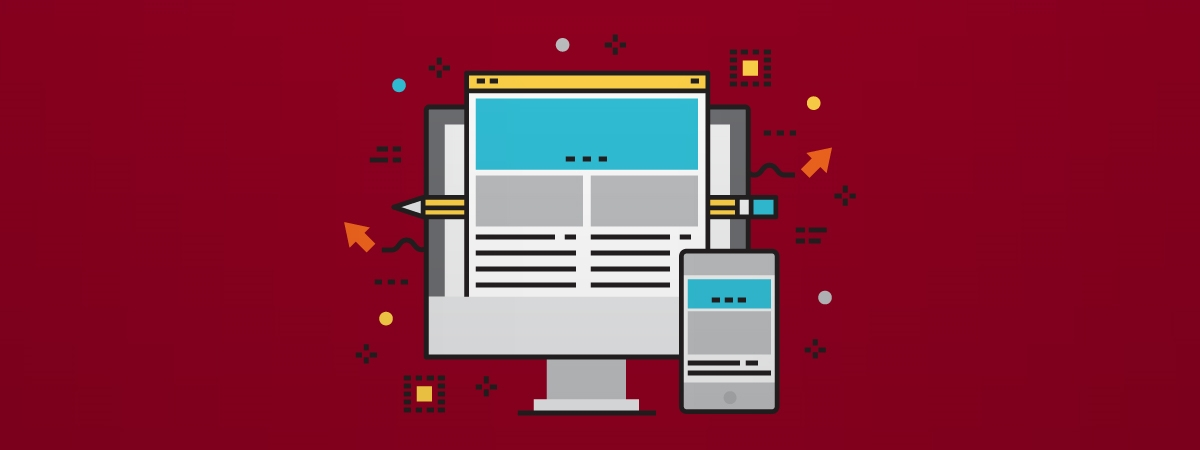 Le design de site web comparé au design imprimé