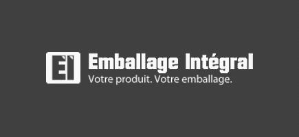 ENTREPRISES : Emballage integral